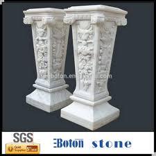 list manufacturers of fiberglass columns for wedding decorating