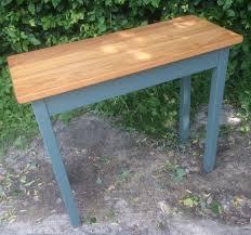 Pc Tisch Schmal Beistelltische Tisch Schmaler Tisch Für Flur Diele Bad Küche