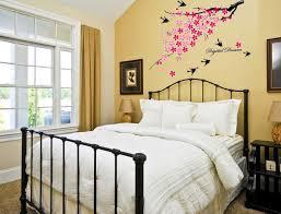 Spannew Amazing Interior Design Creative Bedroom Wall Art Sticker - Art ideas for bedroom