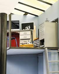 bureau en mezzanine tutoriel comment créer un coin bureau en mezzanine