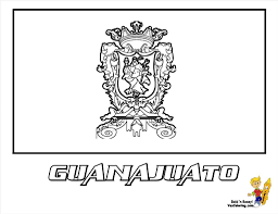 Mexico Flag Symbol Mexico Flag Coloring Page U2013 1024 791 High Definition Coloring