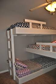 Loft Beds Maximizing Space Since 76 Best Bunk Bed Images On Pinterest Children Bed Ideas And 3 4