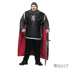 Medieval Halloween Costumes Size Medieval Knight Costume