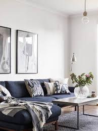 Living Room Blue Sofa Living Room Design Home Living Room Spaces Decorating Ideas Blue