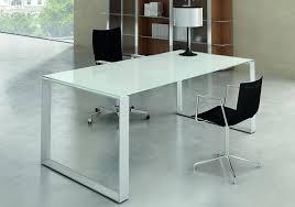 bureau plateau en verre bureau plateau verre