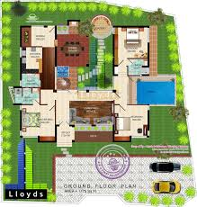 House Plans With Indoor Pool by 31 Mansion Floor Plans With Pool Pool House Floor Plans Pool