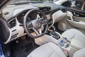 nissan dualis interior first drive 2017 nissan qashqai canadian auto review