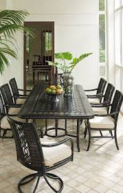 Jamie Durie Patio Furniture by Best 25 Tropical Outdoor Dining Sets Ideas Only On Pinterest