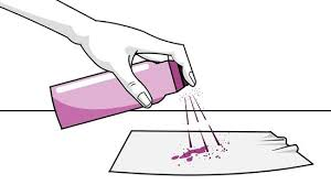 the best ways to get nail polish out of fabric wikihow