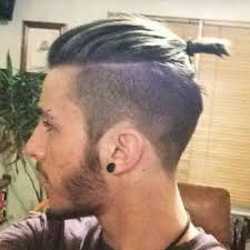 ponytail haircut for me shaved sides 5 stylish shaved sides hairstyles the idle man