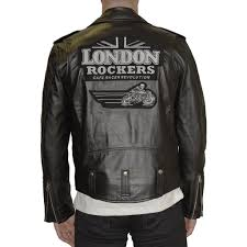 mens leather biker jacket london rockers vintage mens leather biker jacket fuss couture