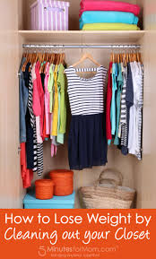 Cleaning Out Your Wardrobe How To Lose Weight By Cleaning Out Your Closet