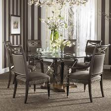 transitional dining room sets dining tables transitional dining table set glass kitchen table