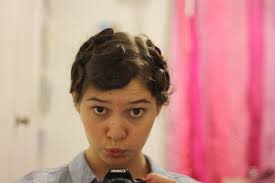 how to do pin curls on black women s hair pin curls sarah forshaw s blog