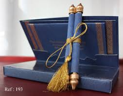 faire part mariage parchemin faire part mariage bleu et doré carte invitation bapteme