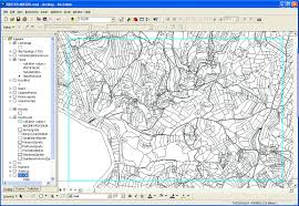 Iu Map Arcgis Desktop Export Tif Map From Specified Shp Area In Scale