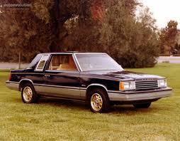 1989 dodge challenger dodge aries k coupe dodge aries dodge cars
