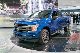 Ford Diesel Hybrid Truck - refreshed 2018 ford f 150 adds power stroke diesel more tech