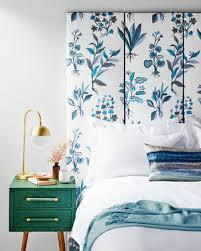 diy headboard ideas 11 diy headboard ideas to give your bed a boost martha stewart