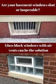 Glass Block For Basement Windows a great example of a basement window replacement basement
