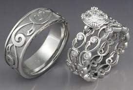Womens Wedding Ring Sets by Wedding Ring Sets For Women And Men Theweddingpress Com