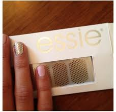 voir le vernis à ongles essie oh my gold collection sleek sticks