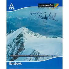 classmate book bond book 160 pages