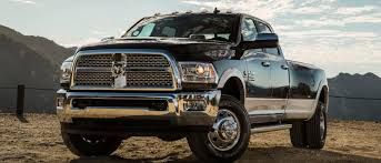 2017 ram 3500 heavy duty pickup