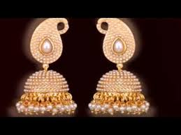 earrings in grt gold earrings designs catalogue grt jewellery