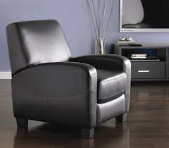 Fake Leather Sofa by Dorel Living Mainstays Faux Leather Sofa Black