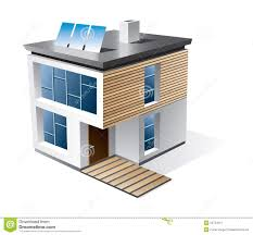 Family House Plans by Beautiful Solar Panel House Plans 6 Family House Cartoon Icon