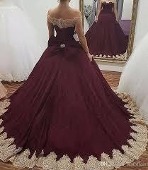 burgundy quince dresses the shoulder burgundy quinceanera dresses 2017 vintage lace