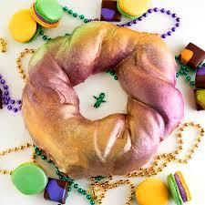 king cake delivery signature sucré mardi gras sweet talk