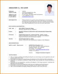 resume format pdf download free job estimate sle resume word format download for freshers free job pdf in ms