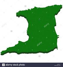 Blank Outline Map Of Jamaica by Trinidad Outline Stock Photos U0026 Trinidad Outline Stock Images Alamy