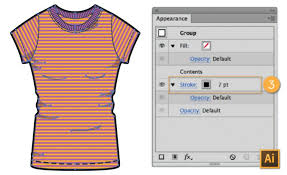 how to make your fashion sketches in illustrator more beautiful