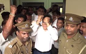 Namal Rajapaksa Namal Rajapaksa Arrested On Financial Crimes Charges U2013 Video