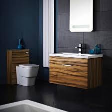 Bathroom Furniture Walnut by Hudson Reed Memoir Gloss Walnut Bathroom Suite At Victorian