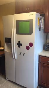 best 20 geek furniture ideas on pinterest geek room mario room gameboy fridge magnet