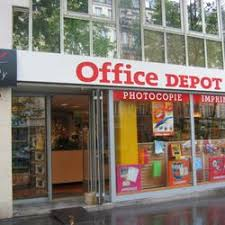 office depot fournitures de bureau office depot office equipment 190 boulevard voltaire ledru