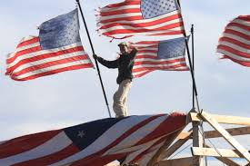 How To Dispose Of An American Flag When Torn 9news Com Park County Targets Off Grid Living