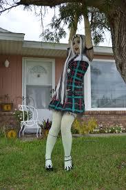 Halloween Costumes Frankie Stein Monster High by Monster High Frankie Stein Cosplay Wooooooooo By Cassowarymarie