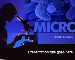 free microbiology powerpoint template