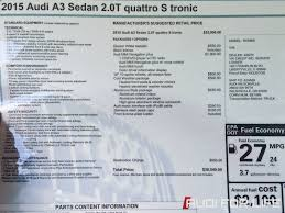 audi a3 maintenance cost term test drive and comparison audi a3 1 8t and 2 0t