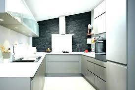 peindre une cuisine en gris peinture grise pour cuisine facade cuisine et ilot de cuisine gris
