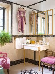 Powder Room Towels - towel bar towel bar where do you go the enchanted home
