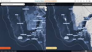 More Sea Level Rise Maps Sea Level Rise Rising Waters Confab