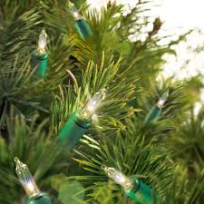 White Christmas Tree Walmartca by Holiday Time 16 Functions Mini Light Set Green Wire Multi Bulbs