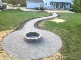 Circular Paver Patio Circular Brick Pit Image Of Brick Pits Patio Pit