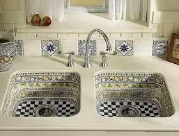 Modern Kitchen Sinks Adding Decorative Accents To Functional - Sink designs for kitchen